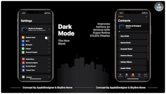 iOS 13概念:令人心动的40个新功能